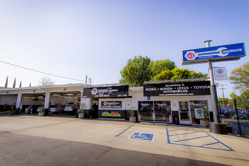 Automotive Instincts Northridge Front