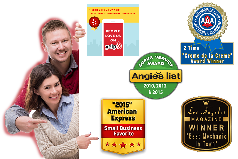 Honda-Repair-Service-Northridge-Woodland Hills